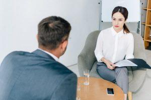 שפת גוף בראיונות עבודה
